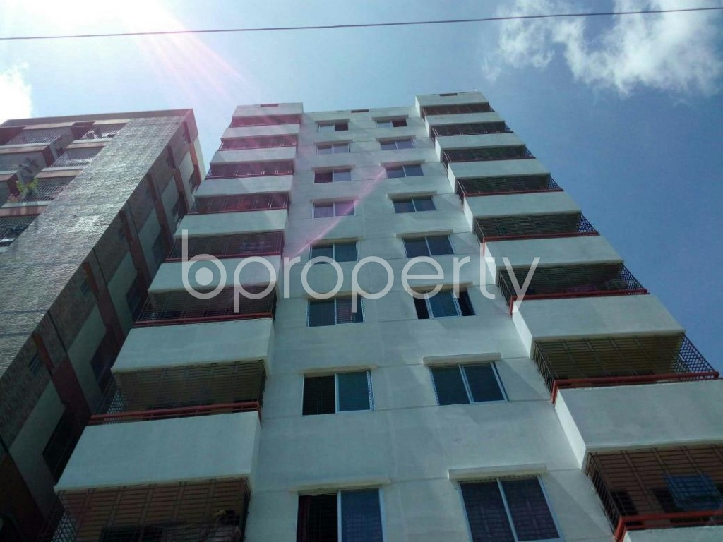 Front view - 3 Bed Apartment to Rent in Race Course, Cumilla - 1898357