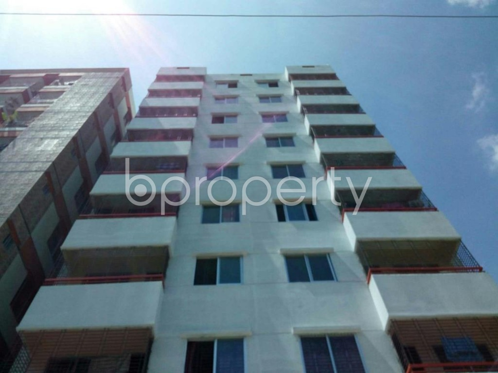 Front view - 3 Bed Apartment to Rent in Race Course, Cumilla - 1898359