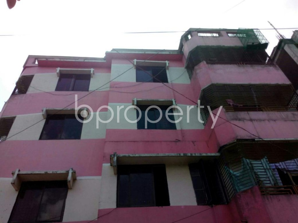 Front view - 2 Bed Apartment to Rent in Race Course, Cumilla - 1898360