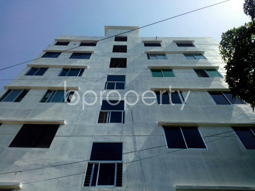Outside view - 3 Bed Apartment for Sale in Double Mooring, Chattogram - 1898514