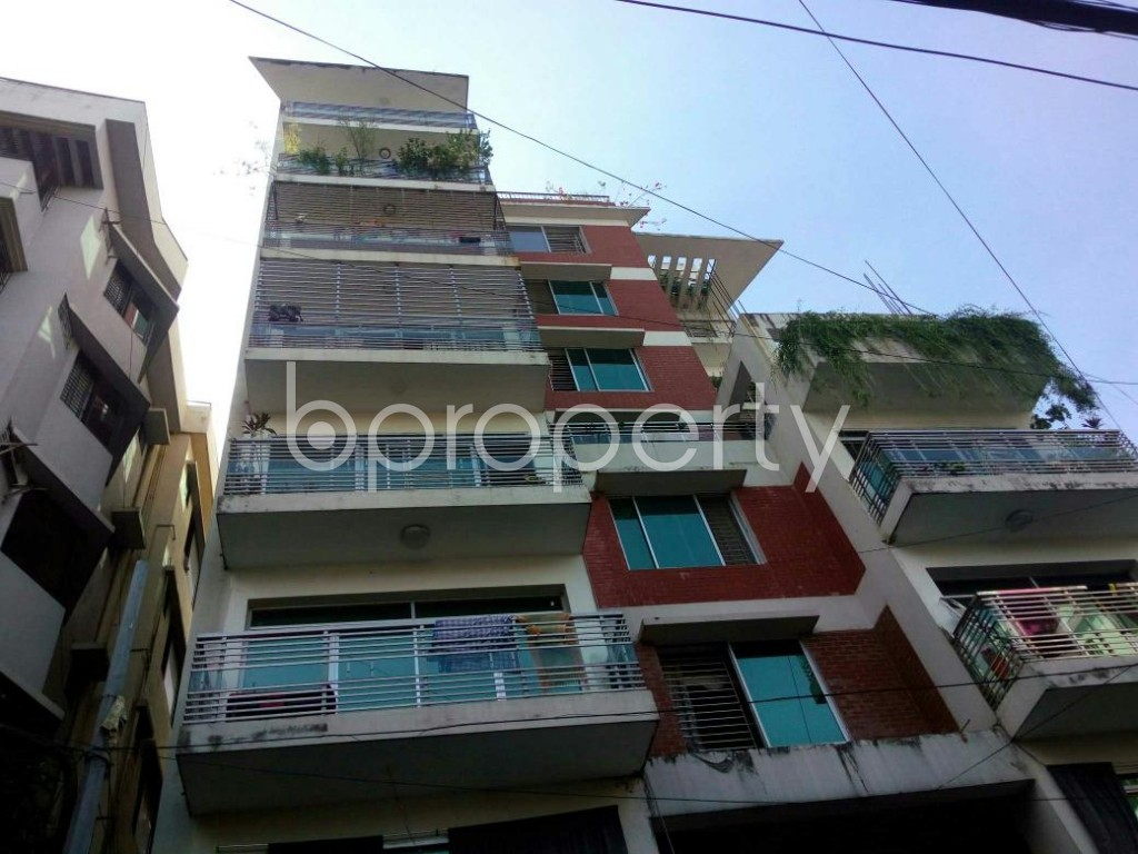 Front view - 3 Bed Apartment for Sale in Khulshi, Chattogram - 1898586