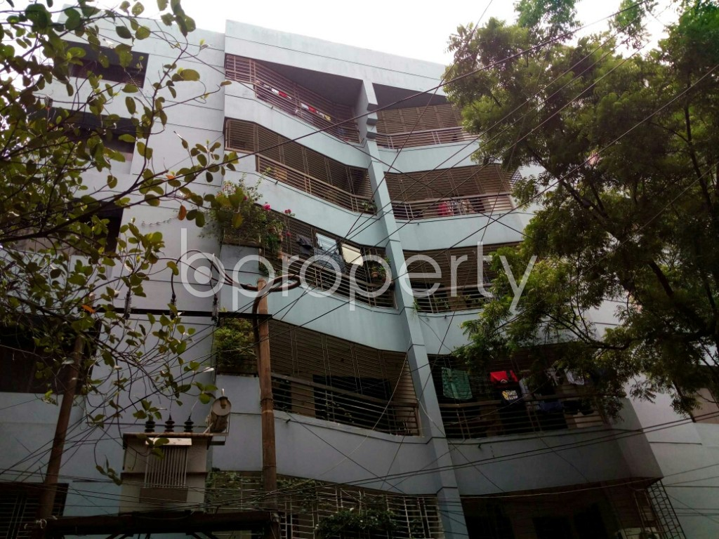 Outside view - 3 Bed Apartment to Rent in Dhanmondi, Dhaka - 1898615