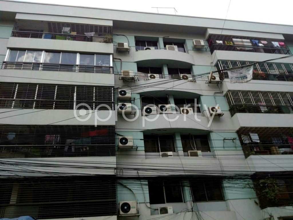 Front view - 3 Bed Apartment for Sale in Dhanmondi, Dhaka - 1898614