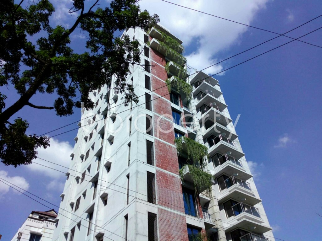 Outside view - 3 Bed Apartment for Sale in Dhanmondi, Dhaka - 1898626