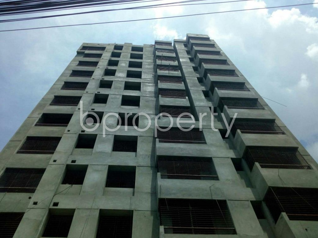 Front view - 3 Bed Apartment for Sale in Kandirpar, Cumilla - 1898772