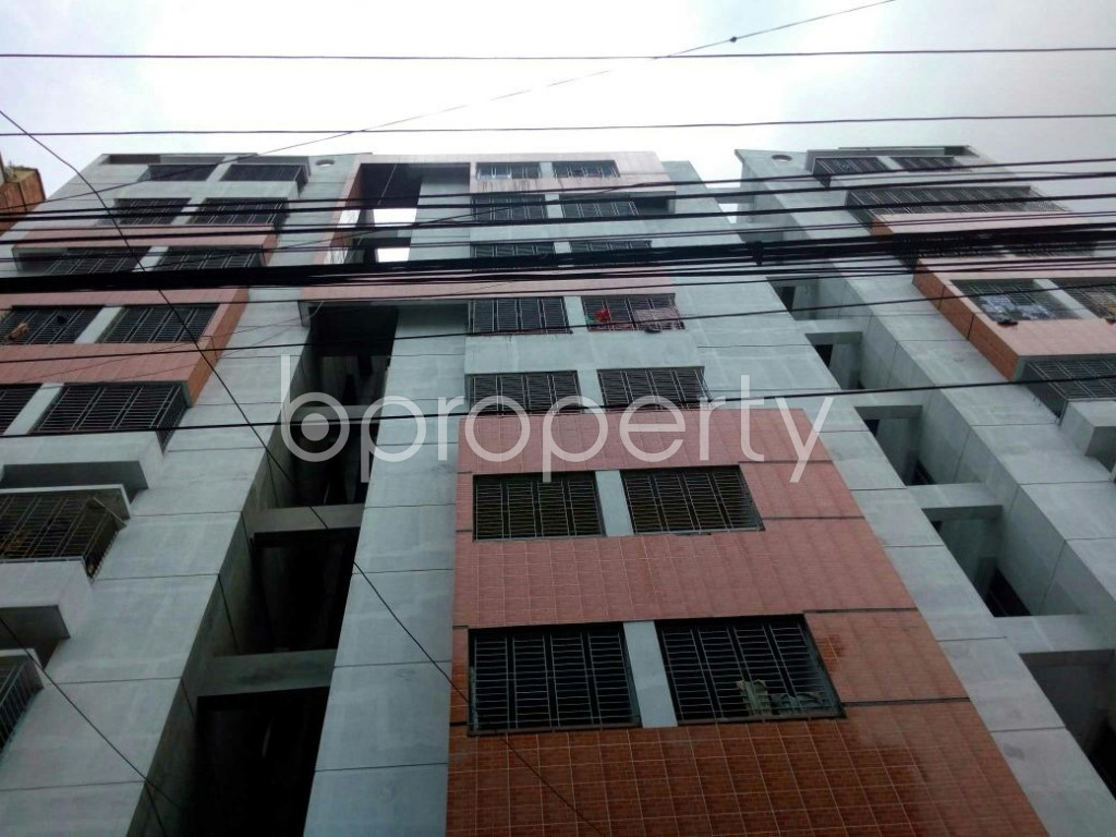 Front view - 3 Bed Apartment to Rent in Kandirpar, Cumilla - 1898786