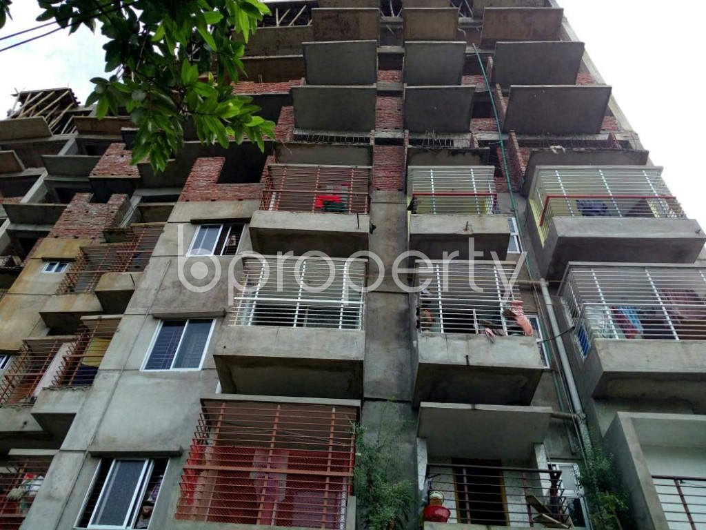 Front view - 2 Bed Apartment for Sale in Bayazid, Chattogram - 1898837