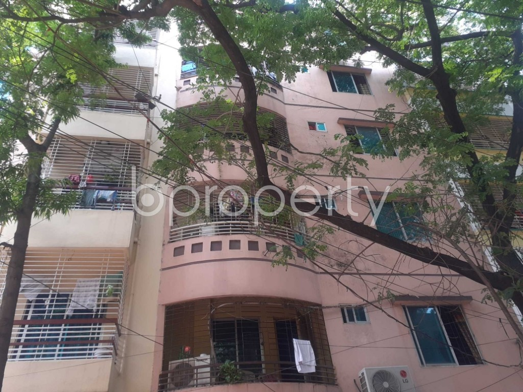 Outside view - 2 Bed Apartment to Rent in Lalmatia, Dhaka - 1898906