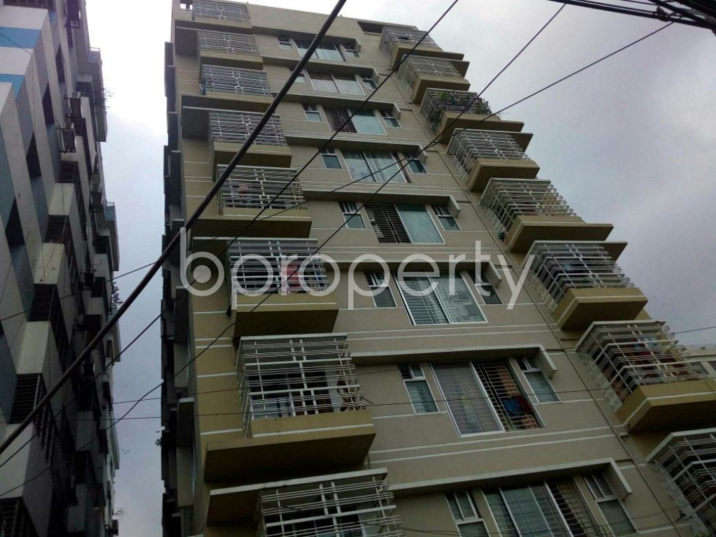 Front view - 3 Bed Apartment for Sale in Double Mooring, Chattogram - 1899080