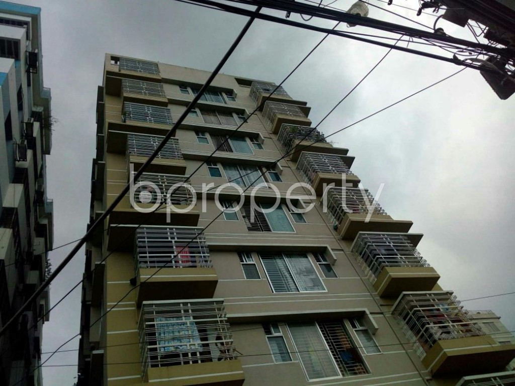 Front view - 3 Bed Apartment for Sale in Double Mooring, Chattogram - 1899083