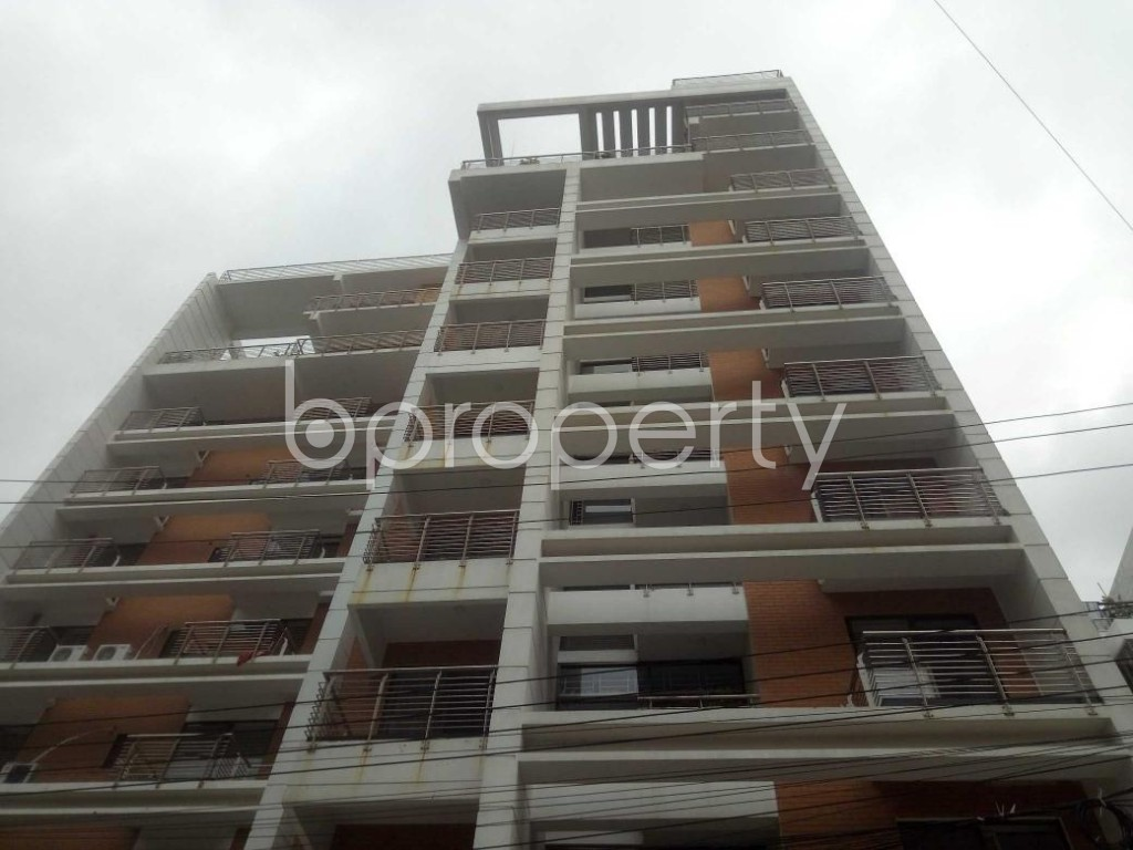 Front view - 3 Bed Apartment to Rent in Baridhara, Dhaka - 1899090