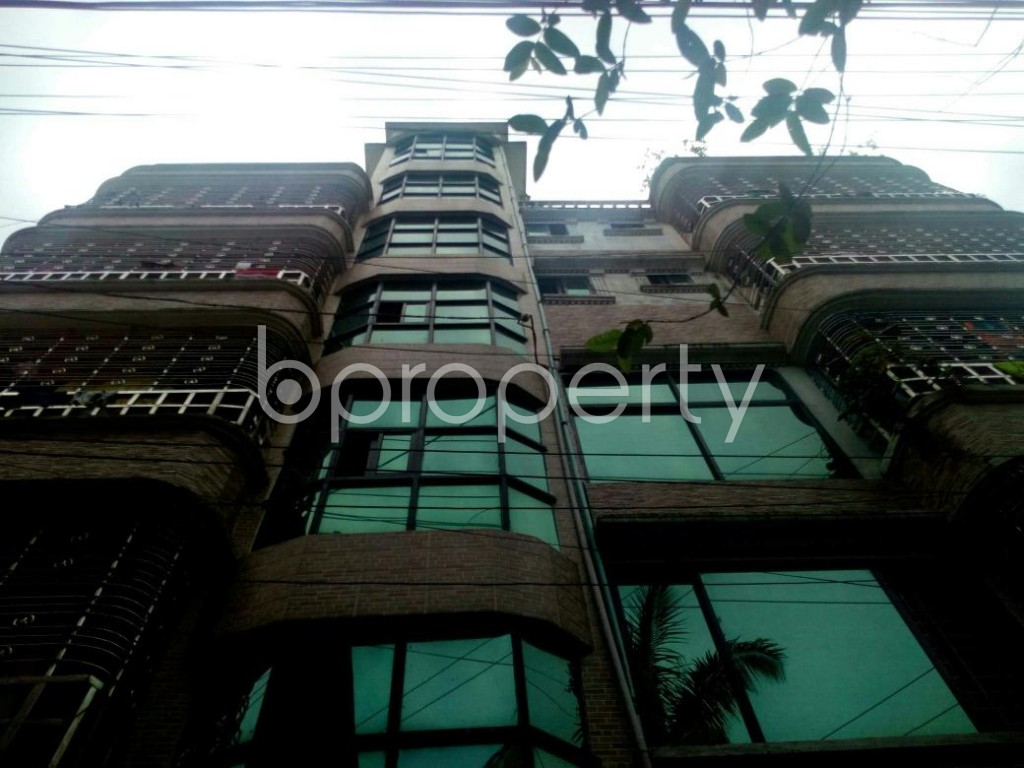 Front view - 2 Bed Apartment to Rent in Race Course, Cumilla - 1899166
