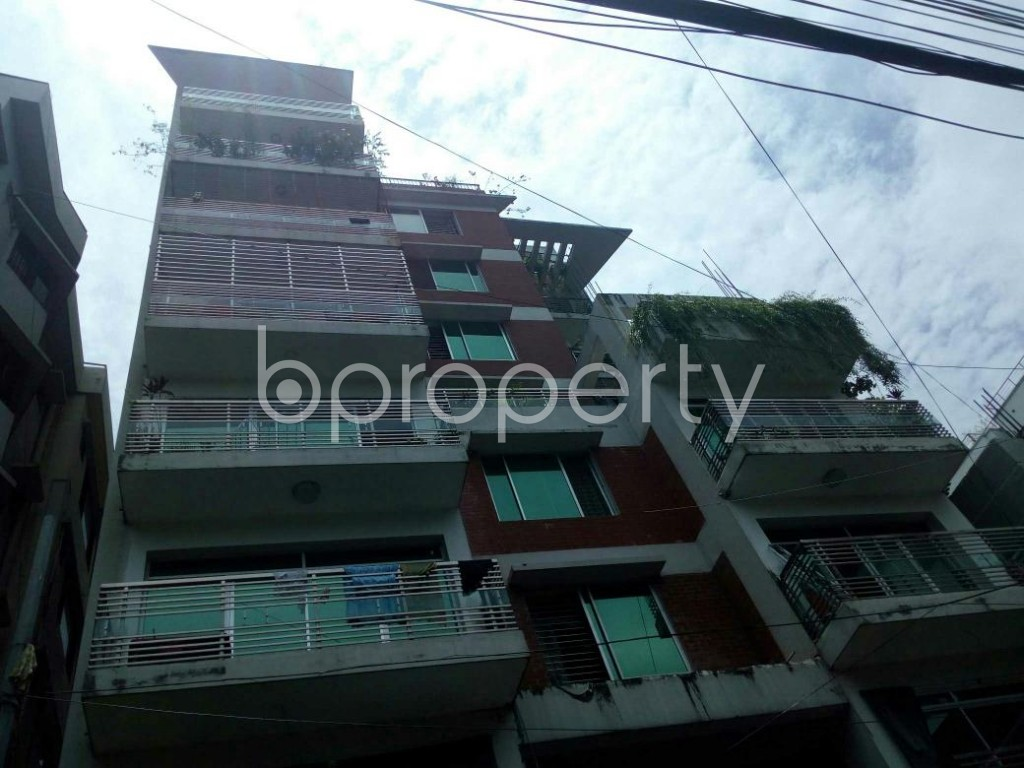 Front view - 3 Bed Apartment for Sale in Khulshi, Chattogram - 1898593