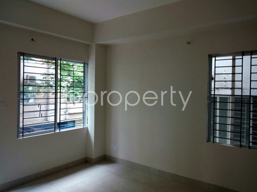 Bedroom - 3 Bed Apartment for Sale in Bashundhara R-A, Dhaka - 1899500