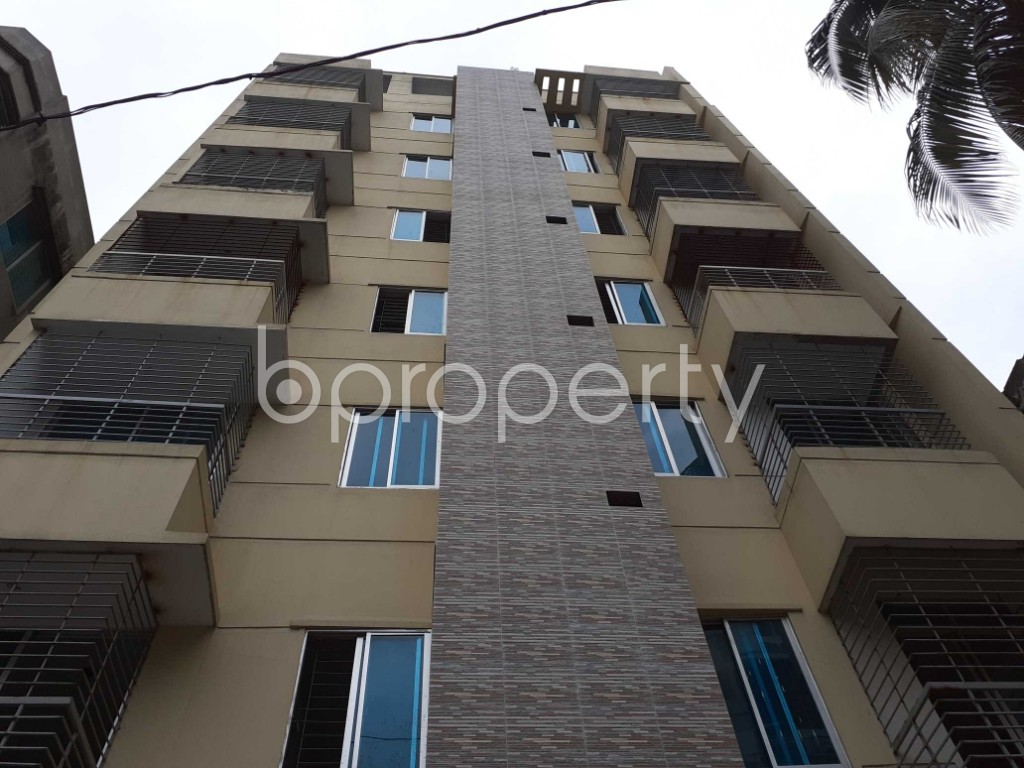 Front view - Office for Sale in Malibagh, Dhaka - 1899532