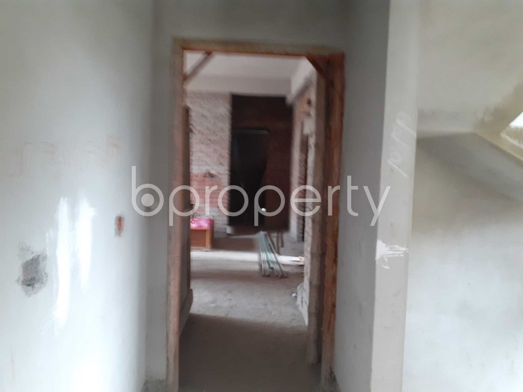 Commercial inside - 2 Bed Apartment for Sale in Malibagh, Dhaka - 1899643