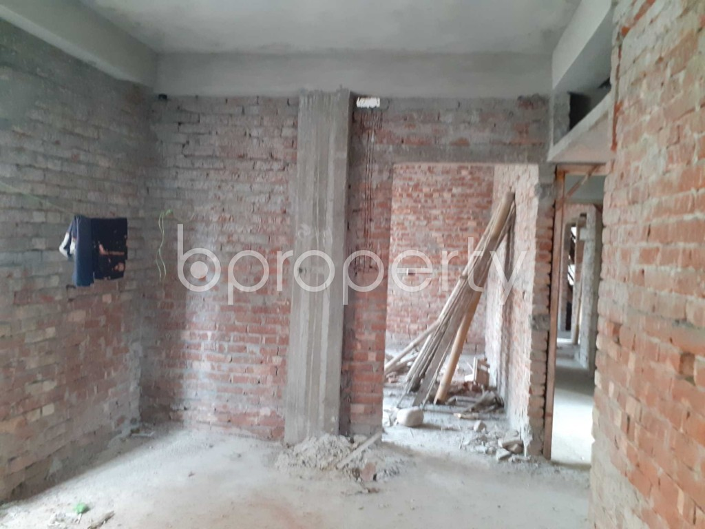 Dine/Dining - 2 Bed Apartment for Sale in Malibagh, Dhaka - 1899672