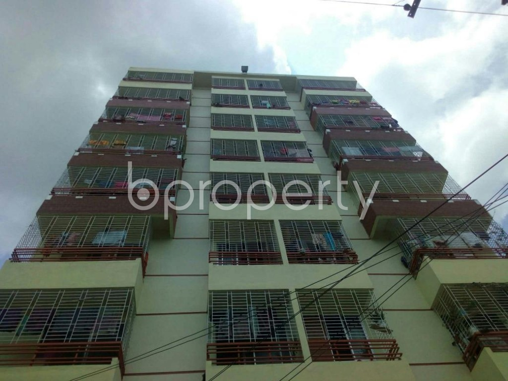 Front view - 2 Bed Apartment to Rent in Race Course, Cumilla - 1899967