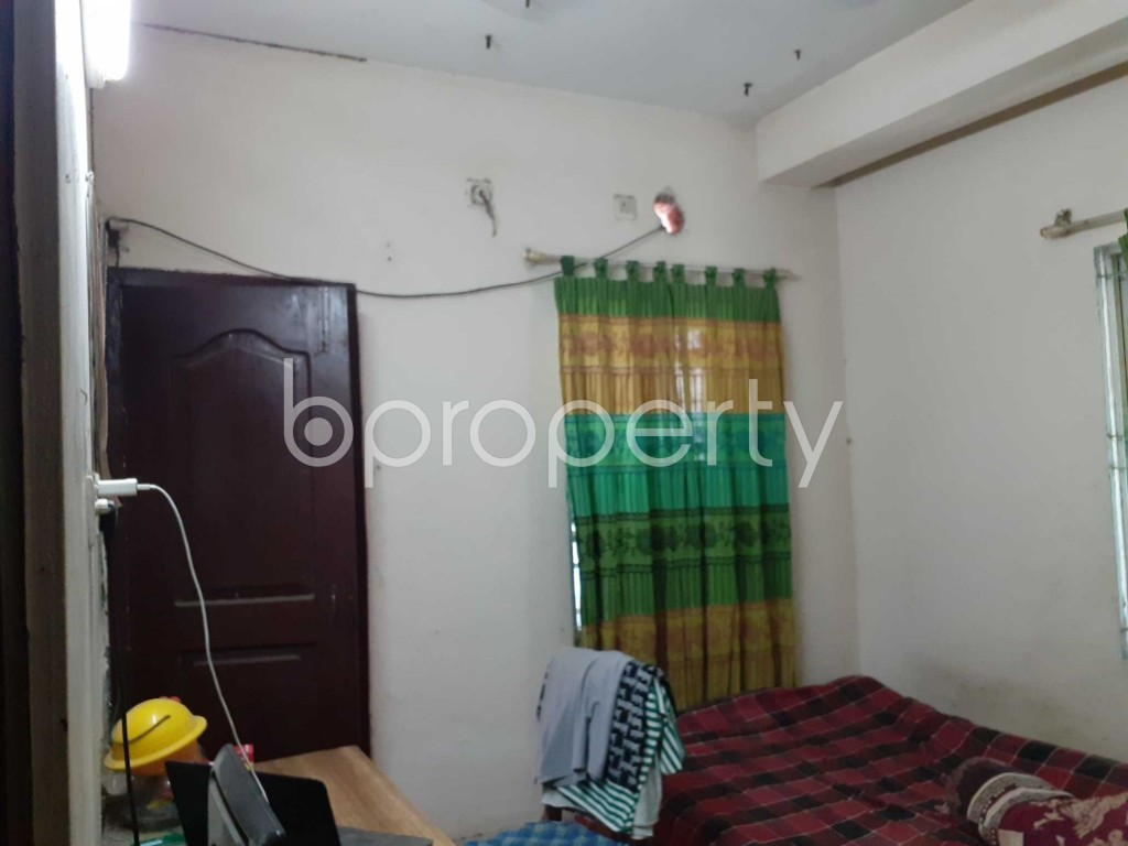 Bathroom - 2 Bed Apartment to Rent in Lalmatia, Dhaka - 1900008