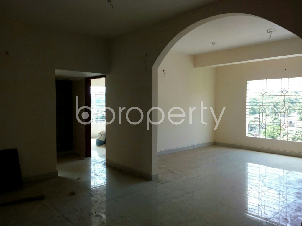 Dine/Dining - 3 Bed Apartment for Sale in Bayazid, Chattogram - 1900128