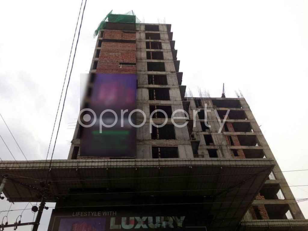Front view - Shop for Sale in Mirpur, Dhaka - 1900167