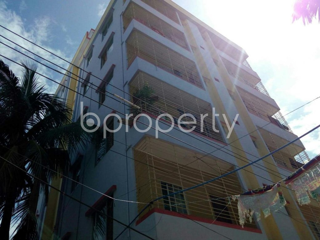 Front view - 2 Bed Apartment for Sale in Bayazid, Chattogram - 1900166