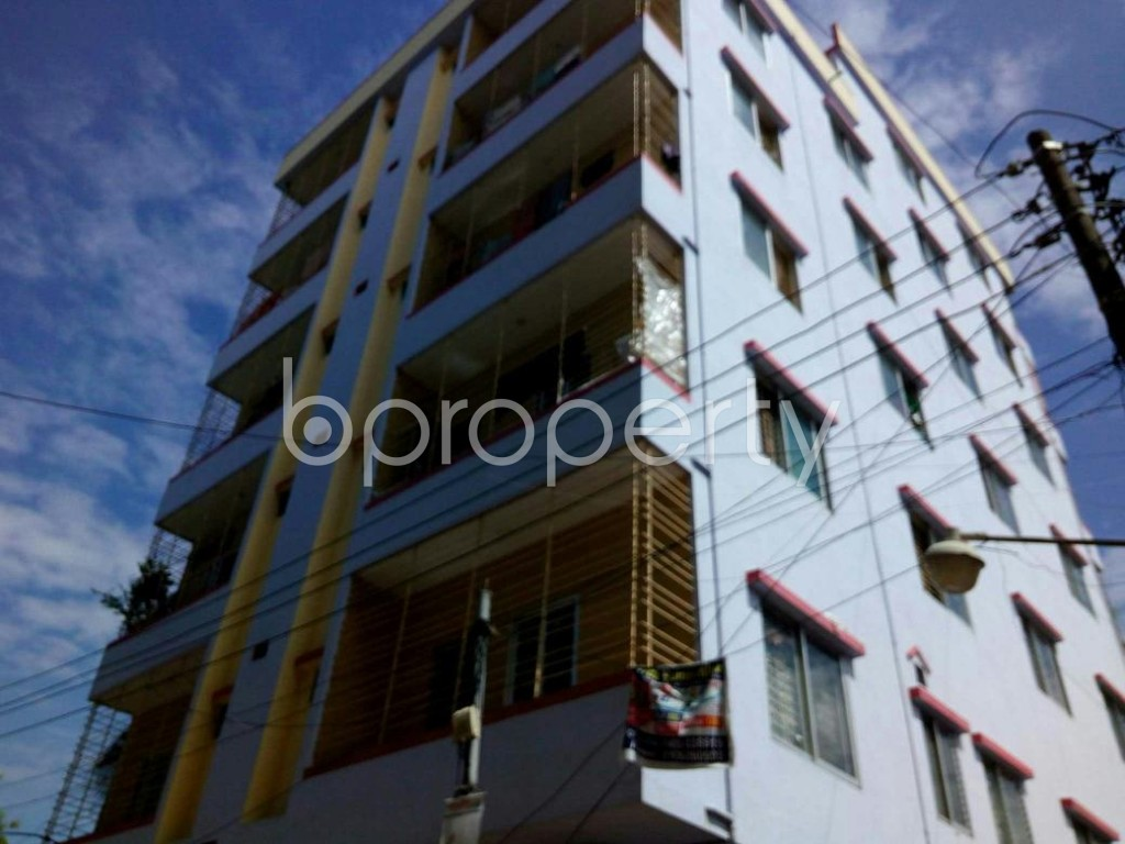 Front view - 2 Bed Apartment for Sale in Bayazid, Chattogram - 1900168