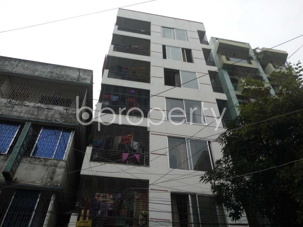 Front view - 2 Bed Apartment for Sale in Mohammadpur, Dhaka - 1900196