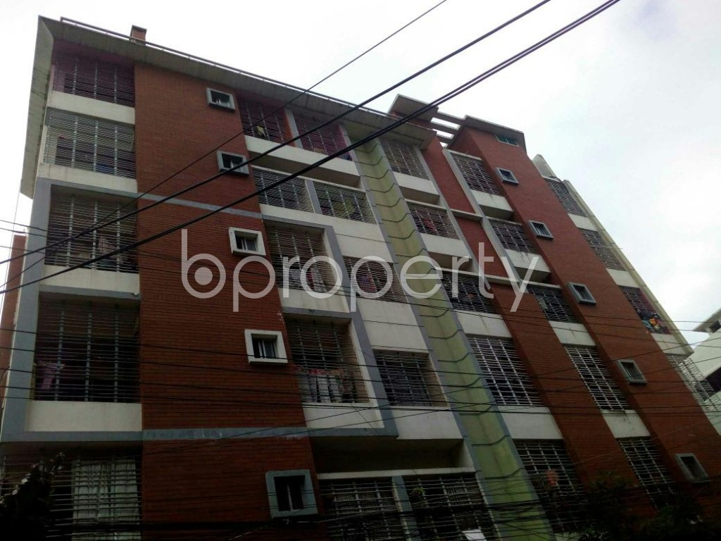 Front view - 3 Bed Apartment for Sale in Double Mooring, Chattogram - 1900248