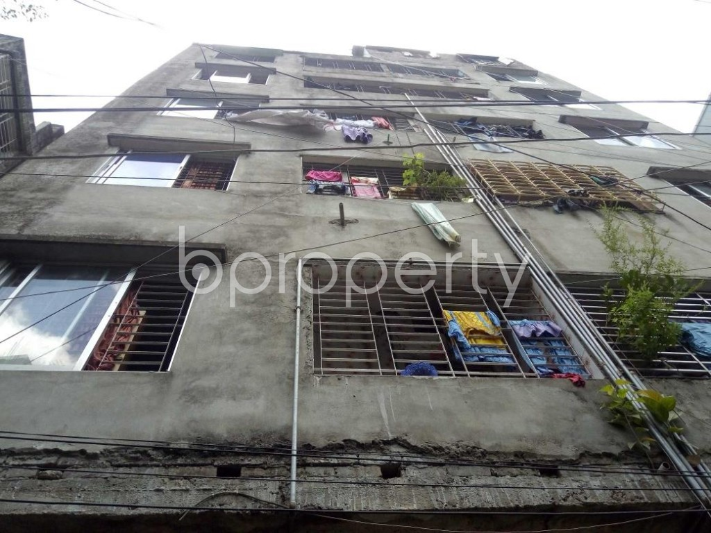 Front view - 2 Bed Apartment to Rent in Dhanmondi, Dhaka - 1900340