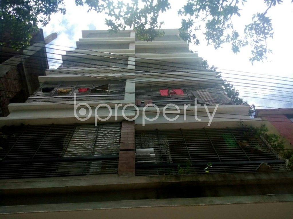 Front view - 2 Bed Apartment to Rent in Race Course, Cumilla - 1900356
