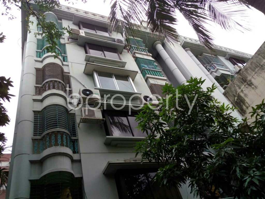 Outside view - 3 Bed Apartment to Rent in Dhanmondi, Dhaka - 1900465