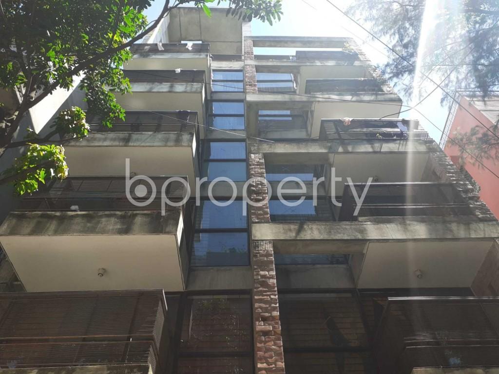 Front view - 3 Bed Duplex to Rent in Uttara, Dhaka - 1900525
