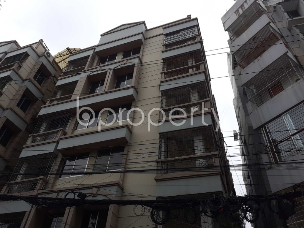 Outside view - 3 Bed Apartment for Sale in Banani, Dhaka - 1900788
