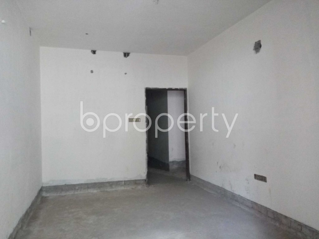 Bedroom - 3 Bed Apartment for Sale in Jamal Khan, Chattogram - 1900878
