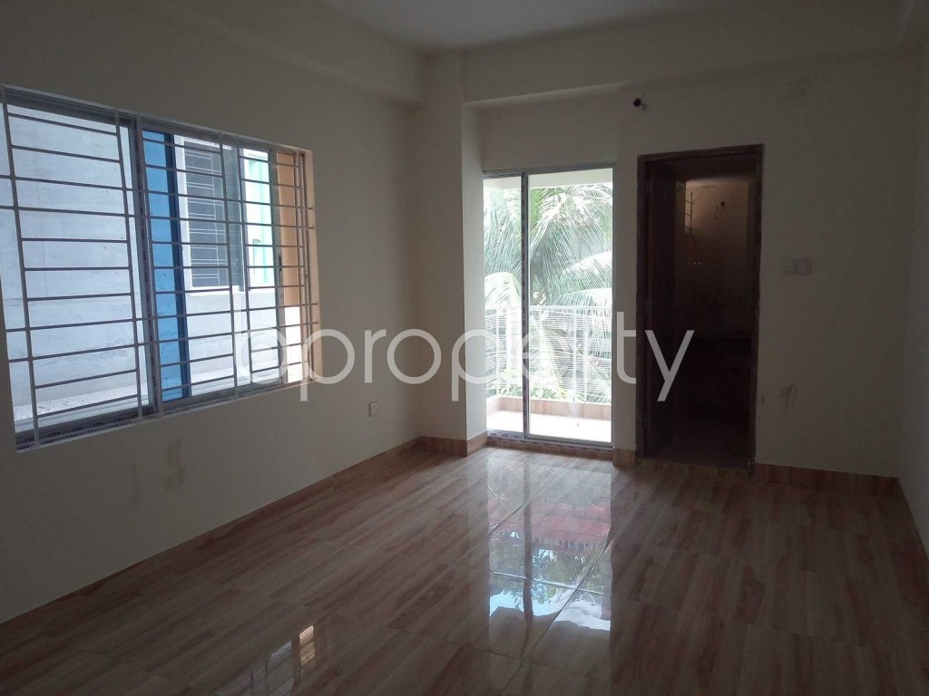 Bedroom - 3 Bed Apartment for Sale in Mirpur, Dhaka - 1900880
