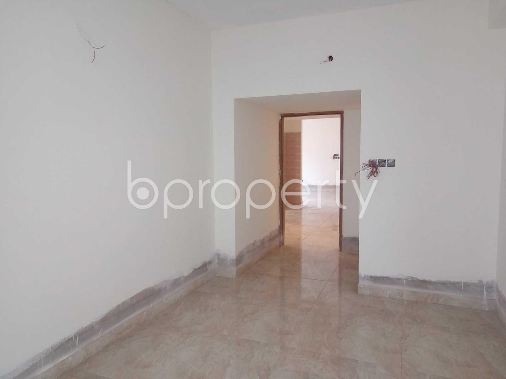 Bedroom - 3 Bed Apartment for Sale in Mirpur, Dhaka - 1900881