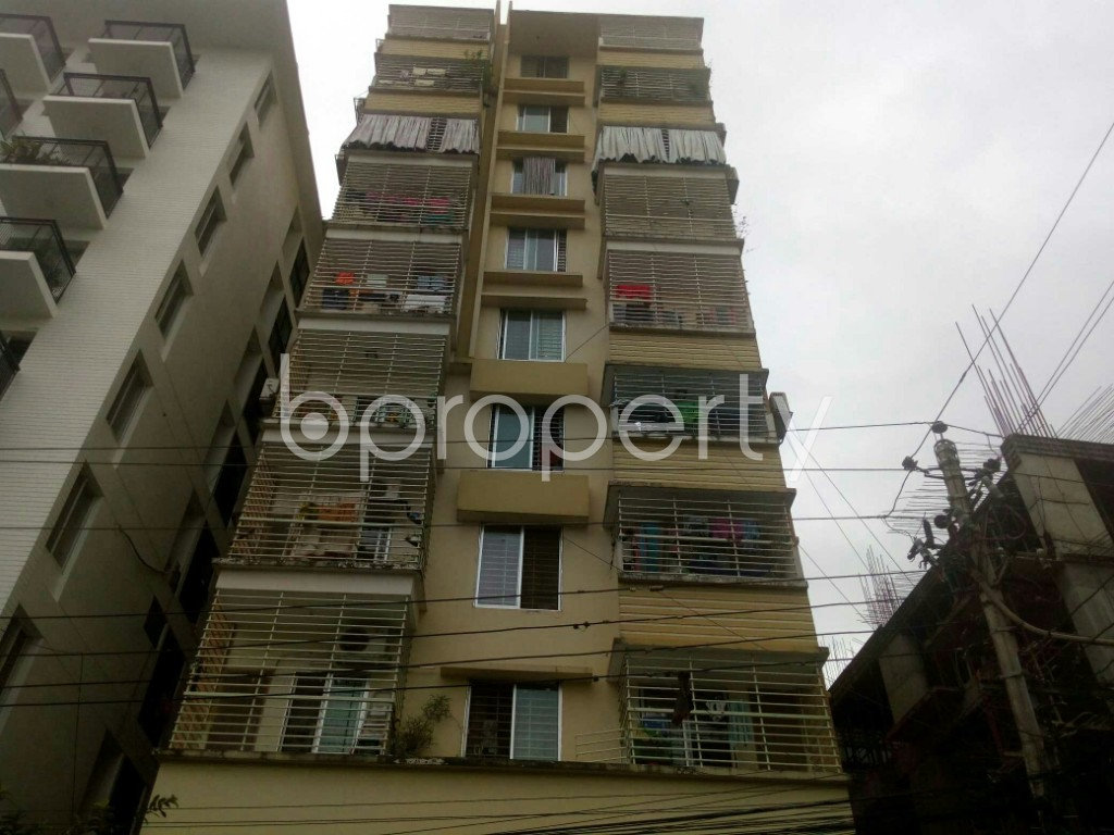Outside view - 3 Bed Apartment for Sale in 16 No. Chawk Bazaar Ward, Chattogram - 1900913