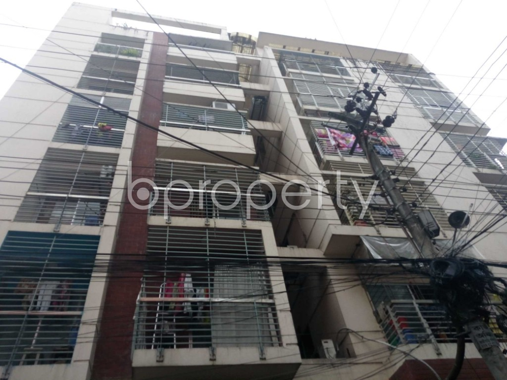Front view - 2 Bed Apartment for Sale in 22 No. Enayet Bazaar Ward, Chattogram - 1900914
