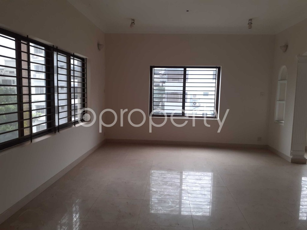 Lounge - 3 Bed Apartment for Sale in Gulshan, Dhaka - 1900923