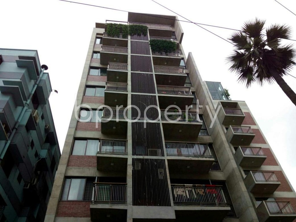 Front view - 3 Bed Apartment for Sale in Dhanmondi, Dhaka - 1900939