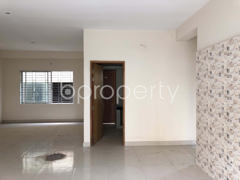 Dine/Dining - 3 Bed Apartment for Sale in Mohammadpur, Dhaka - 1887781