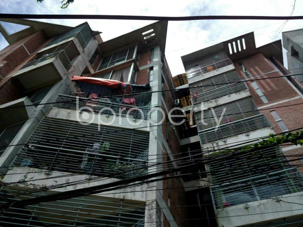 Front view - 3 Bed Apartment to Rent in South Khulsi, Chattogram - 1901074