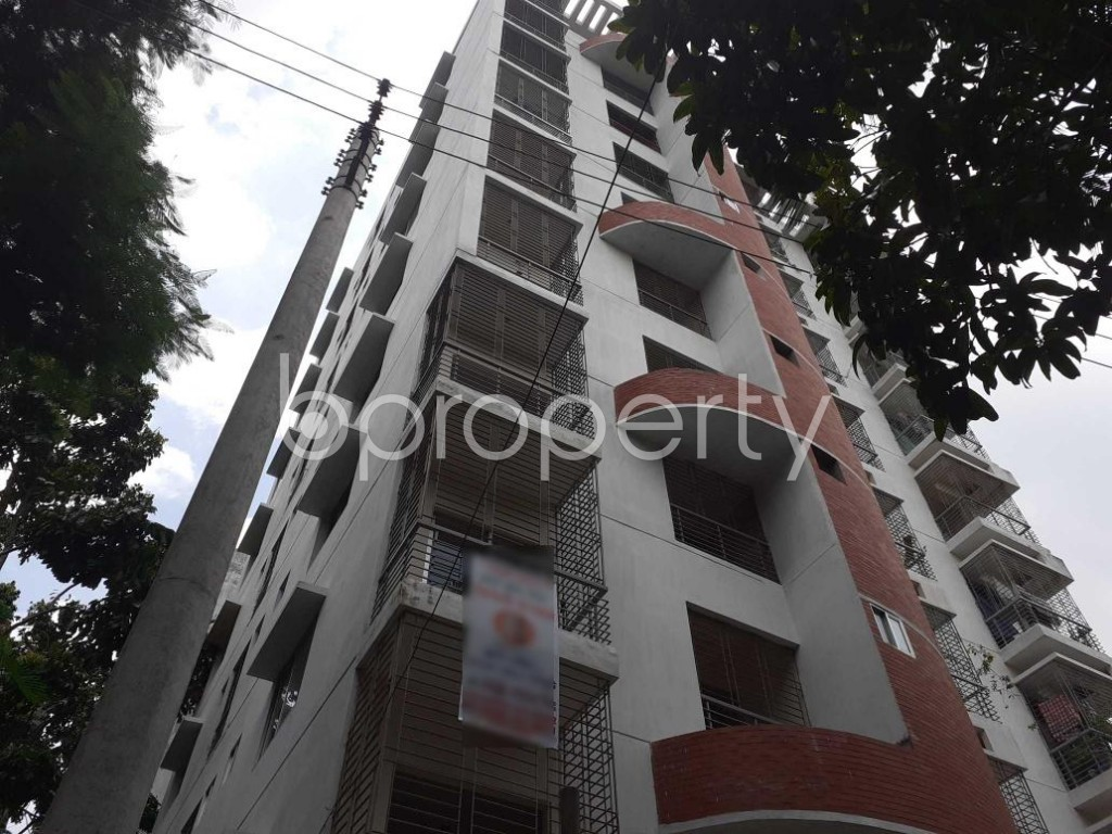 Outside view - 3 Bed Apartment for Sale in Mirpur, Dhaka - 1901192