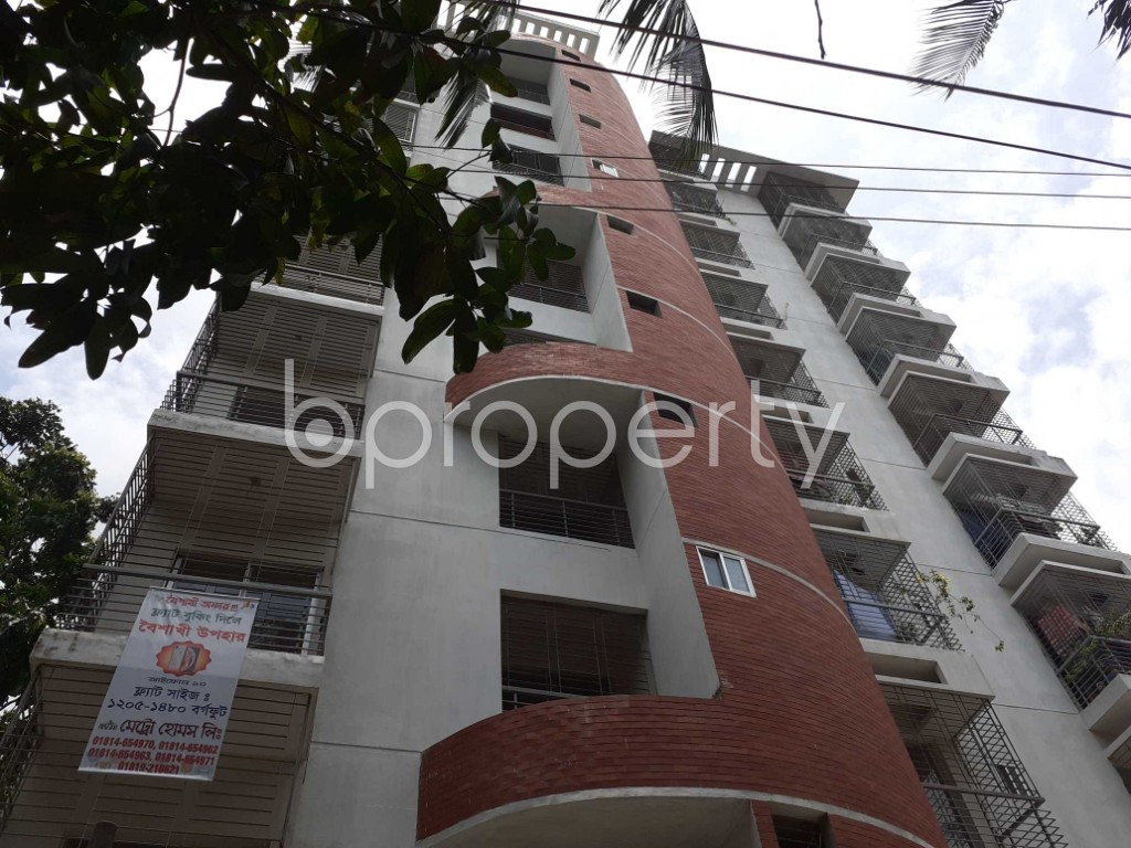 Outside view - 3 Bed Apartment for Sale in Mirpur, Dhaka - 1901205