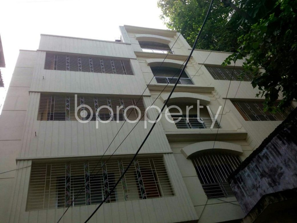 Front view - 3 Bed Apartment to Rent in South Khulsi, Chattogram - 1901220