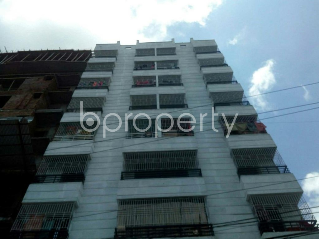 Front view - 3 Bed Apartment for Sale in Ashoktala, Cumilla - 1901219