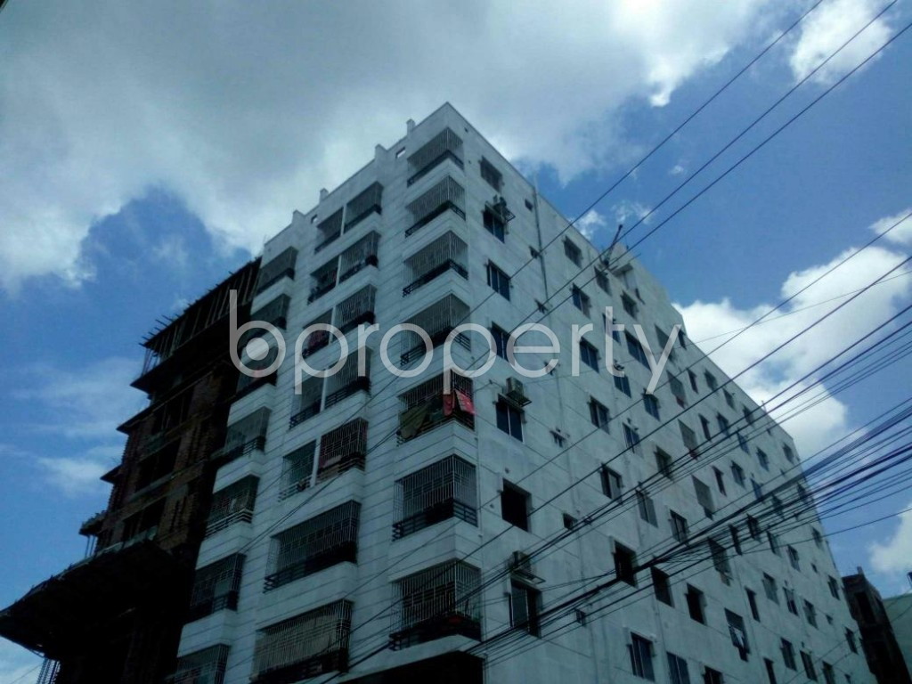 Outside view - 3 Bed Apartment for Sale in Ashoktala, Cumilla - 1901221