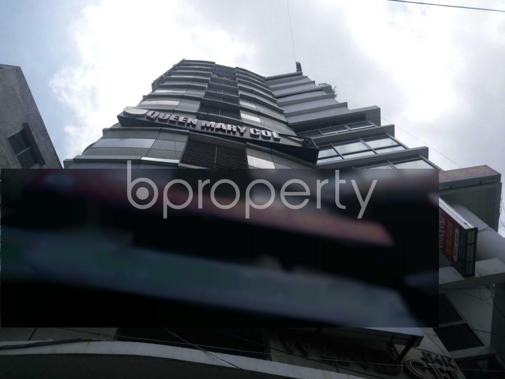 Front view - Office for Sale in Kuril , Dhaka - 1901286