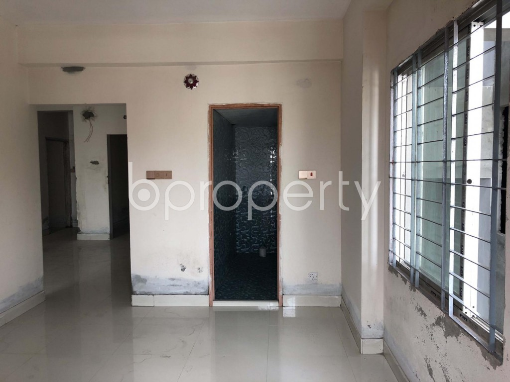 Bedroom - 3 Bed Apartment for Sale in Hatirpool, Dhaka - 1880522